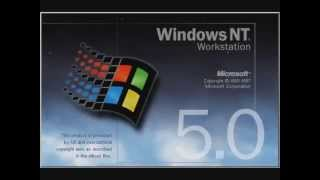 Windows Startup Sounds (MP3 To Midi)