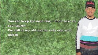 Chance The Rapper - Angels (ft. Saba) - Lyrics
