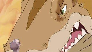 Em Busca Do Vale Encantado | O Retorno de Dinosauro | Episódios Completos | Desenhos Animados