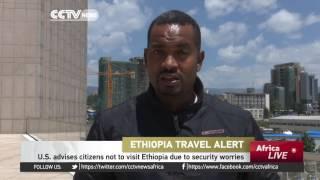 Ethiopia unhappy with US travel ban