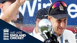 England Secure 3-1 Series Win - Highlights: England v South Africa 4th Test Day 4 2017