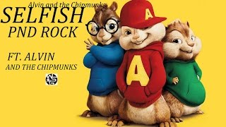 PnB Rock - Selfish Ft. Alvin and the Chipmunks