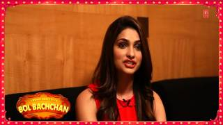In conversation with Prachi Desai    Bol Bachchan