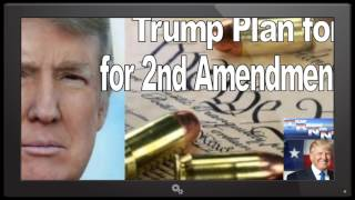 Trump Releases His Plan for 2nd Amendment… Leaves Millions Furious