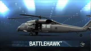 Sikorsky - S-70 Battlehawk Demo