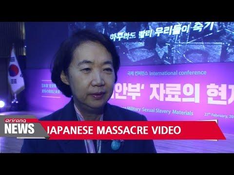 Xxx Mp4 Video Shows Japan S Massacre Of Korean Sex Slaves During WWII 3gp Sex
