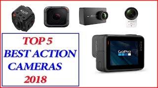 Best Action Cameras 2018 - Top 5 Best Action Cameras 2018