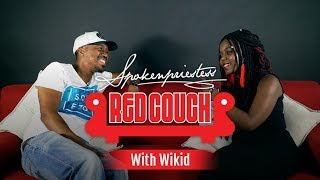 Red Couch: Wikid Talks #BoomBap16Challenge, Being A Pioneer x Upcoming Music