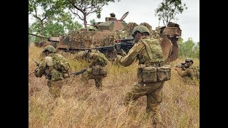 Australian Armored Forces