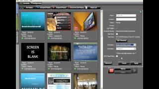 Project Publishing - Noventri Suite™ Digital Signage Player Software