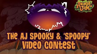 The Animal Jam Spooky & 'Spoopy' Video Contest!