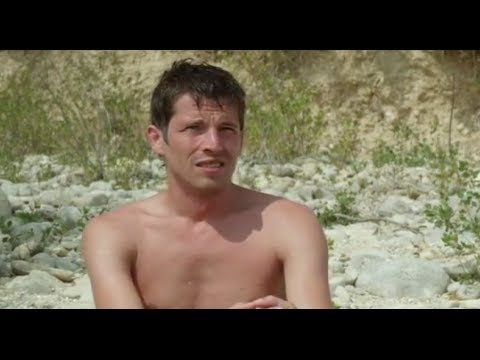 A nude beach cruising & hardcore sex Pierre Deladonchamps in Stranger by the Lake