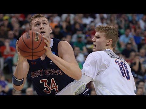 Saint Mary s vs. Arizona Game Highlights