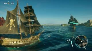 Skull and Bones   Multiplayer and PvP Gameplay   E3 2017