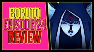 Boruto Episode 24 Review