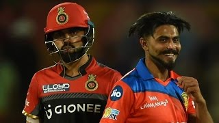 RCB vs GL Match highlight 27 April 2017 | IPL 2017 | Full Match Highlights