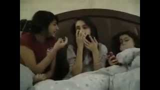 Hostal Girls Talking With A Boy In Dirty Language