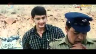 Mahesh Babu Killing The Police - Mere Adalat Action Scene