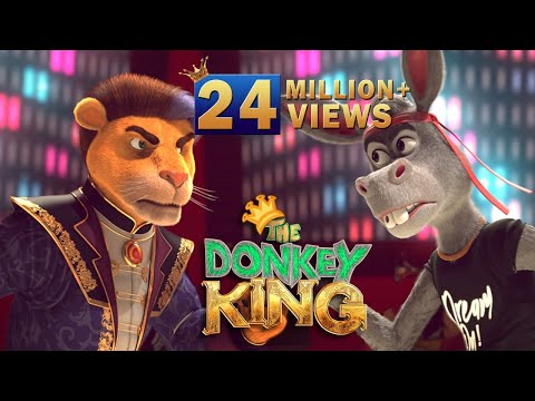 The Donkey King | Inky Pinky Ponky: A Musical Contest