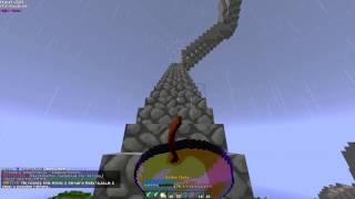 Minecraft na czitach #34 Totem przyjaźni! plus zabawa na drzewkarce c:
