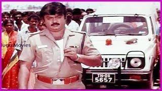 Vijayakanth & Sarath Kumar Ultimate Fight  || In Maro Yuddha Kanda Telugu Movie - Mohini