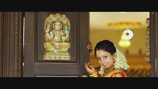 Kerala Hindu Wedding Highlight Parvathy + Rajeev @ Shri Shri  Ravi Shankar Guruji's Ashram Bangalore