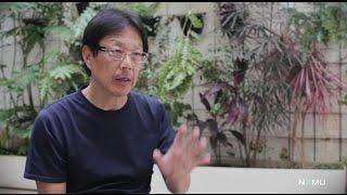 Jaime Kuk explica o que é chi kung