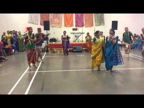 Marathi Koli Wedding Dance