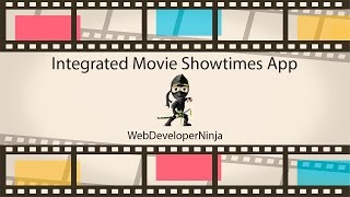 Up to Date Movie Showtimes for your Website - Web Developer Ninja