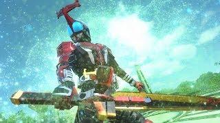 仮面ライダー クライマックスファイターズ 仮面ライダーカブトのコマンドリスト/全技  Climax FIghters Kamen Rider Kabuto Full Moveset