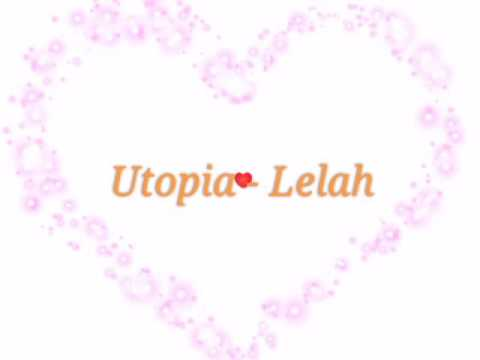 Utopia Lelah Lirik