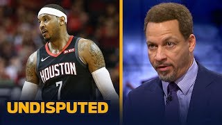 Chris Broussard says the Lakers shouldn