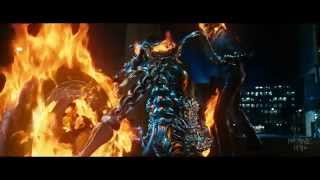 Ghost Rider - Ghost Riders in the Sky - Spiderbait HD