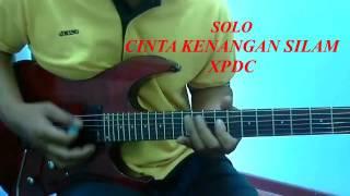 XPDC-Cinta Kenangan Silam solo by WELD