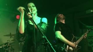 Sirenia - Godess Of The Sea live @ De Verlichte Geest