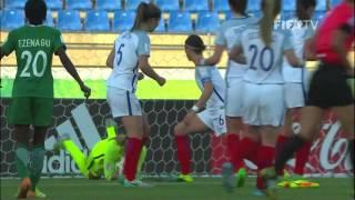 Match 13: Nigeria v England - FIFA U17 Women's World Cup Jordan 2016