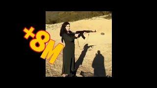 نساء تضرب النار افضل من الرجال بألف درجة هتموت من الضحك هههه