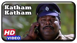 Katham Katham Tamil Movie   Full Comedy Scenes   Nandha   Sanam Shetty   Natarajan