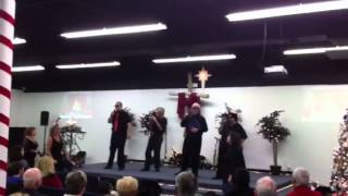 Never before seen Open Door Church quartet