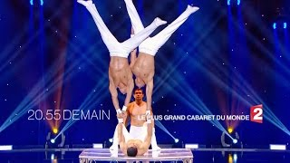 Le Plus Grand Cabaret Du Monde - Bande Annonce du samedi 29 Avril 2017