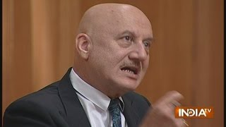 Why Anupam Kher Lambasted Rtd Judge A K Ganguly at Telegraph National Debate