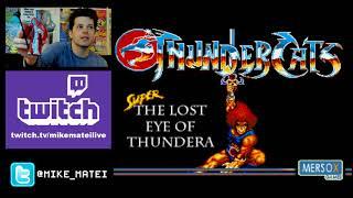 THUNDERCATS - Super The Lost Eye of Thundera