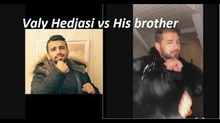 Valy Hedjasi fights his brother....How Valy Hedjasi sounds in my Head