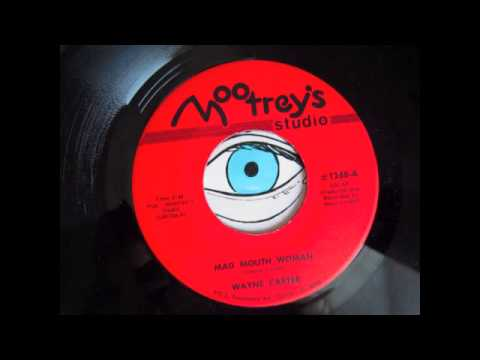 Wayne Carter - Mad mouth woman