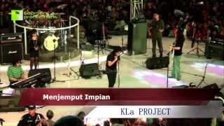 Menjemput Impian - KLa Project Live