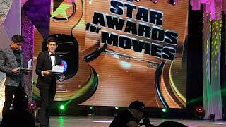 KathNiel wins Movie Loveteam of the Year at 33rd PMPC Star Awards for Movies