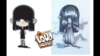 The Loud House Characters as horror movie villains ( Part 2)