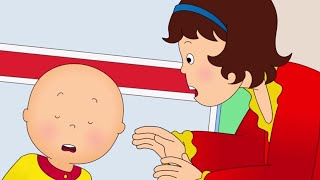 Funny Animated cartoons Kids | NEW | Caillou