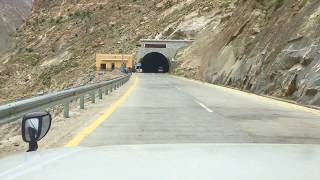 Karimabad to Khunjrab pass