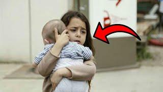 مهم لكل أب و أم : هذه الطفلة أبكت العالم كله و سوف تبكي انت الآن